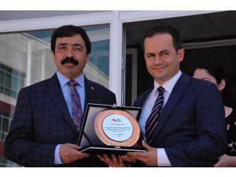 Nevvar-salih İşgören Desteğiyle Medya Merkezi Açıldı