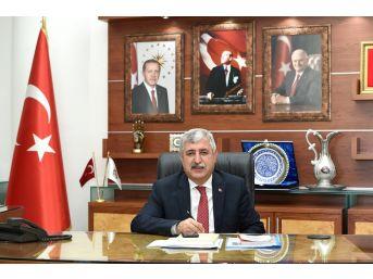 Başkan Polat'ın 19 Mayıs Mesajı