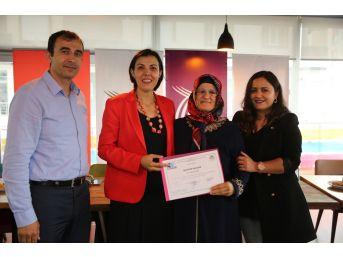 Mardin'de 27 Kadın Girişimci Sertifika Aldı