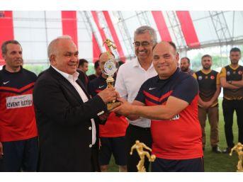 'afrin Kahramanları Futbol Turnuvası' Sona Erdi