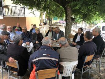 Doktor Aday Adayı Alkaya, Köy Köy Dolaşıp Muğla'da Sağlık Turizmini Anlatıyor