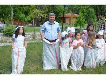 Köyceğiz'de Çocuk Şenliği