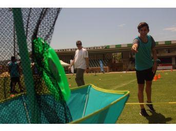 Menteşe'de 'karya Gençlik' Oyunları