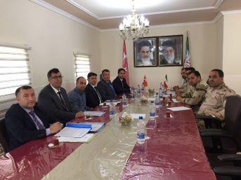 Türkiye İle İran Arasında Sınır Güvenliği Toplantısı