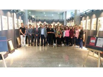 Fikir Gazeteciliği Ve İstanbul'da Basın Sergisi Açıldı