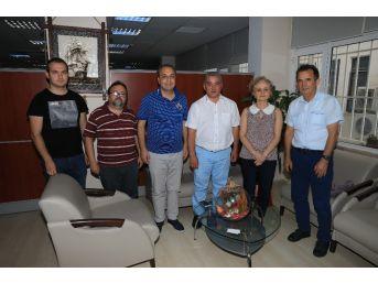 Tsyd Adana Şubesi Ve Balcalı Hastanesi Sağlıkta İşbirliği Yaptı