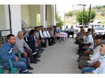 Adıyaman'da Köylerin Sorunları Çözüme Kavuşuyor