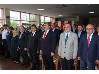 """Bakan Eroğlu: """"afyonkarahisar Türkiye'nin 8. Akıllı Hastanesine Sahip"""""""
