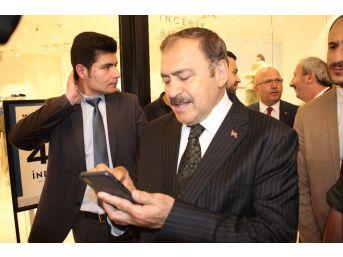 Bakan Eroğlu, Afyonkarahisar'da