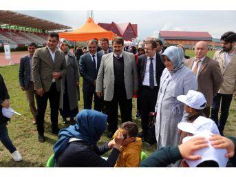 Ağrı'da Okul Öncesi Çocuk Festivali