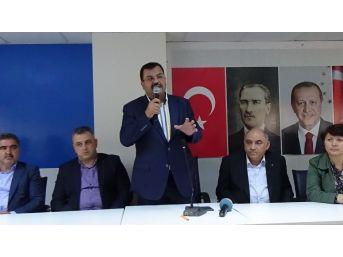 Amasya'da Ak Parti'den İlk Mesaj: 3-0