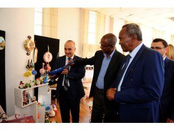 Belmek Ve Beltek Sudan Cumhuriyeti'nin Dikkatini Çekti