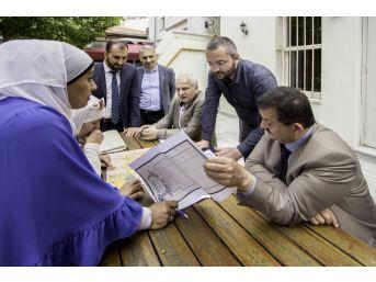 Ürdün'de Salt Restorasyon Akademisi Uzmanlarına Çalışma Ziyareti