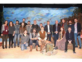 Alanya Belediye Tiyatrosu Diyarbakır Yolcusu
