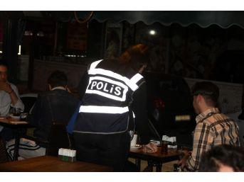 Antalya'da Bir Hafta İçinde 35 Bin Kişi Sorgulandı