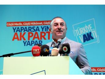 Bakan Çavuşoğlu'ndan Muharrem İnce'ye Yerli Otomobil Cevabı