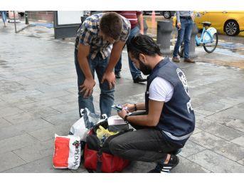 'huzur Sokaklar' Uygulamasında, 2 Bin 203 Kişi Sorgulandı