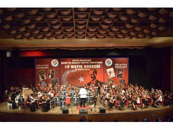 Kepez'den 19 Mayıs Konseri