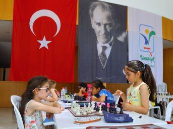 Manavgat Gençlik Haftası Satranç Turnuvası