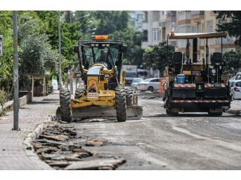 Muratpaşa Altındağ Mahallesi Yenileniyor