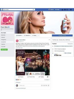 Paris Hilton'dan Türkiye'ye Mesaj