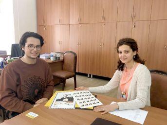 Üniversite Öğrencisi Adına Pul Basıldı