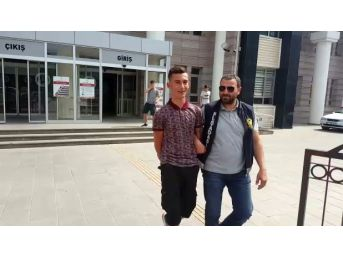 Kuşadası'nda Bir İş Yerinden Para Çalan Şüpheli Tutuklandı