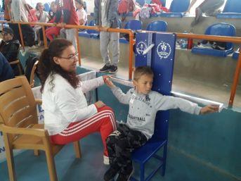 'sportif Yetenek Taraması Ve Spora Yönlendirme' Projesi