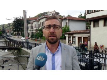 Bolu Kanatlı Eti Üretici Birliği Başkanı Mehmet Demiröz: