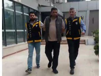 Bursa'da Sahur Vakti Eşini Bıçaklayıp Rehin Alan Şahıs Adliyeye Sevk Edildi