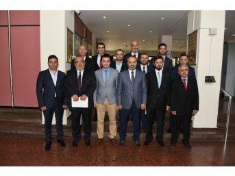 Büyükşehir Belediyespor Hedef Büyüttü
