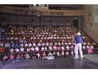 Dünya Süt Günü, Sütlaç Şov Tiyatro Gösterisi İle Kutlandı