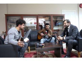 Gürsu Belediyesi Müzik Eğitimleri Tamamlandı
