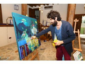 Nilüfer Belediyesi Sanatevi İlk Konuklarını Ağırlıyor