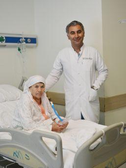 73 Yaşında 3'üncü Aort Ameliyatını Oldu