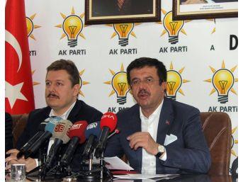 Bakan Zeybekci'den İhracatçılara Döviz Kurunun Sabitlendiği Müjdesi