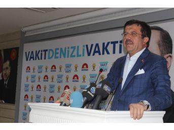 """Ekonomi Bakanı Nihat Zeybekci: """"yeni Yönetim Sistemi İle Türkiye Cumhuriyet Artık Yeni Bir Yola Girecek"""""""