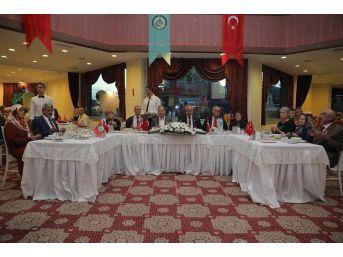 Edirne'de Şehit Aileleri Ve Gazilere İftar
