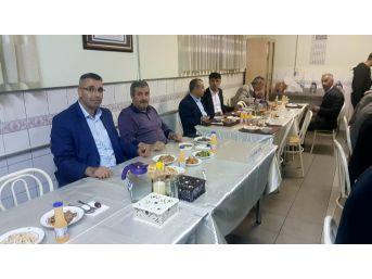 Erzincan İhlas Holding Çalışanları İftarda Buluştu