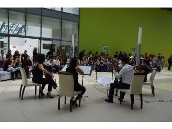 Ydyo'da Aso Yaylı Çalgılar Dörtlüsü & Emre Ünlenen Konseri