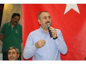 Bakan Gül'den Erdoğan'a Yönelik Diktatör Eleştirilerine Sert Tepki