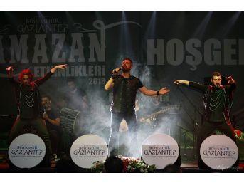 Gaziantep'te Ramazan Etkinliklerinin Konuğu Turgay Başyayla Oldu