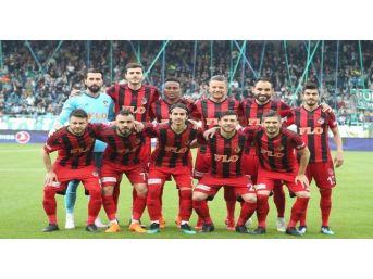 Gazişehir Gaziantep İkinci Kez Süper Lig Şansını Kaçırdı