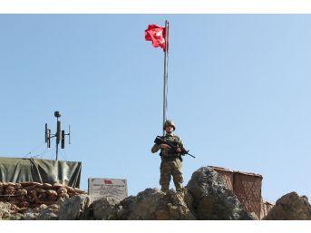 (özel Haber) Irak Sınırında Kahramanlık Anıtı