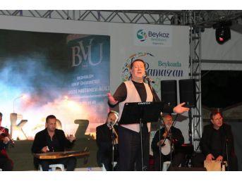 Ahmet Özhan'dan Musiki Ziyafeti