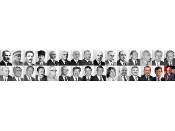 Cumhuriyet'in 30 Başbakanı