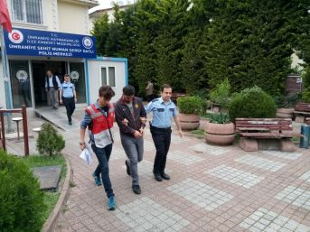 Kadını Bacaklarından Tutarak Aracından Atan Taksi Şoförü Adliyeye Sevk Edildi