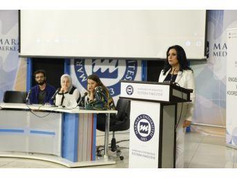 Medyada Engellilik: Ayrıştırıcı Değil Eşitlikçi Dil Paneli Gerçekleştirildi