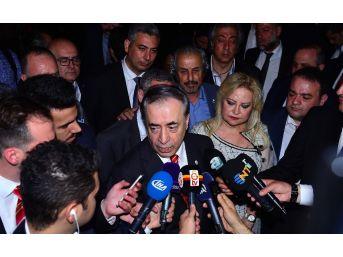 """Mustafa Cengiz: """"uefa'nın Müjdeli Haberlerini Vereceğim"""""""