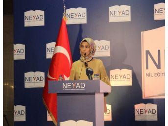 """Sümeyye Erdoğan Bayraktar: """"24 Haziran'da Çok Tarihi Bir Dönemeçten Geçeceğiz"""